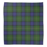 Old Scotsman Clan Muir Tartan Plaid Bandana