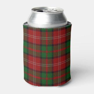 Old Scotsman Clan Nisbet Nesbitt Tartan Can Cooler