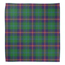 Old Scotsman Clan Young Tartan Plaid Bandana