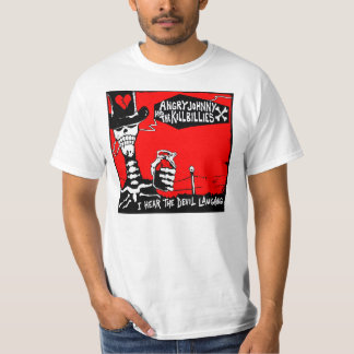 Old Scratch-I Hear The Devil Laughing T-Shirt