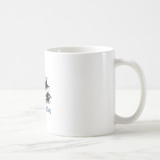 OLD SEA DOG CLASSIC WHITE COFFEE MUG