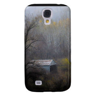 Old Shed in the Woods Samsung Galaxy S4 Cases