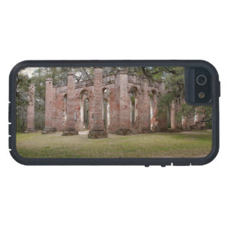Old Sheldon Church Ruins Yemassee South Carolina iPhone SE/5/5s Case