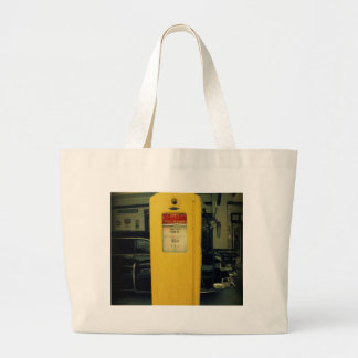 Old Shell Pump Large Tote Bag