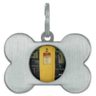 Old Shell Pump Pet ID Tag
