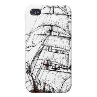 Old Ship iPhone 4 Cases