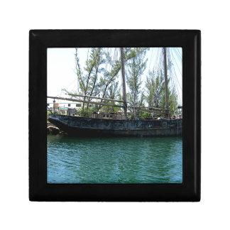 Old Ship Jewelry Box