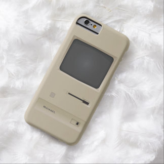 Old Shool Retro  PC Computer Barely There iPhone 6 Case