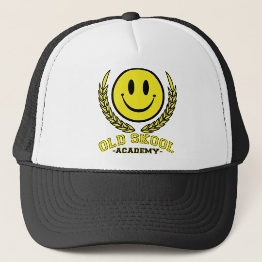 Old Skool Academy Trucker Hat