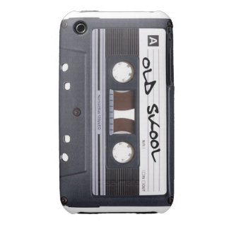 Old skool Cassette iPhone 3 Cover