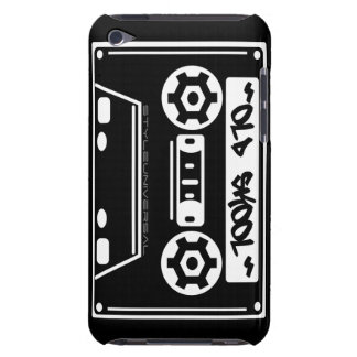 OLD SKOOL cassette iPod touch Barely There iPod Case