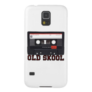 Old Skool - Cassette Tape Galaxy S5 Cover