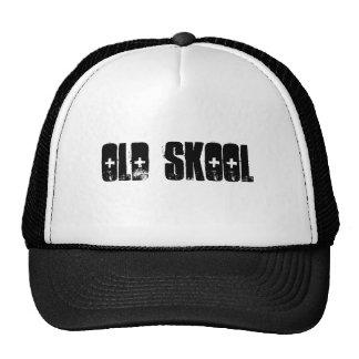OLD SKOOL CUSTOM HAT BY WASTELANDMUSIC.COM