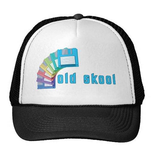 Old Skool Floppy Disks Trucker Hat