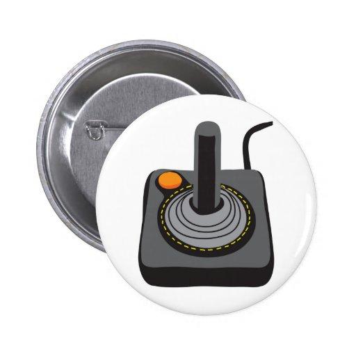 Old skool gamer!  Customizable: Button
