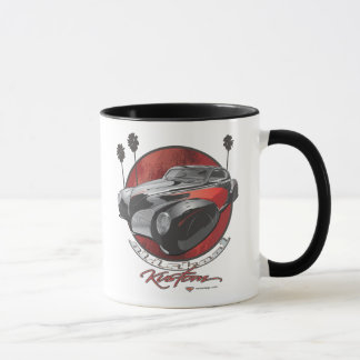 old skool Kustom Mug