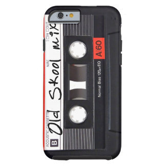 Old Skool Mix iPhone 6/6s, Tough Phone Case