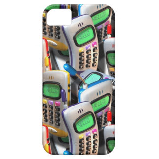 Old Skool Mobile Phone iPhone 5 Cases