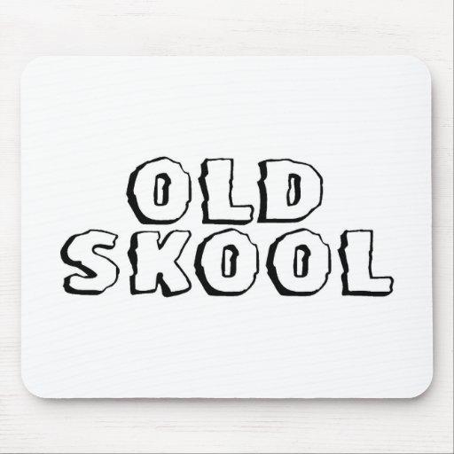 Old Skool Mousepad