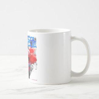 Old Skool Muscle Classic White Coffee Mug