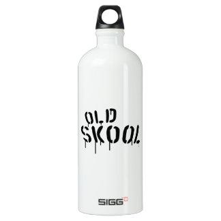 Old Skool SIGG Traveler 1.0L Water Bottle