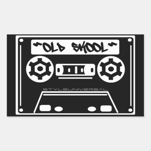 OLD SKOOL stickers