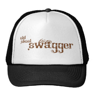Old Skool Swagger Mesh Hat