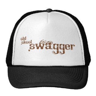 Old Skool Swagger Trucker Hat