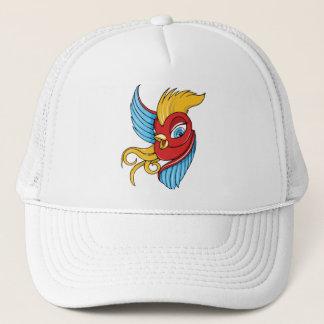 Old Skool Tattoo Sparrow Trucker Hat