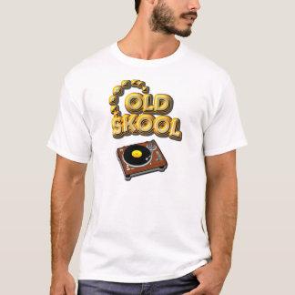 Old Skool Turntable T-Shirt
