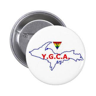 Old Skool YGCA Logo Button