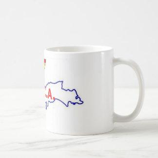 Old Skool YGCA Logo Classic White Coffee Mug