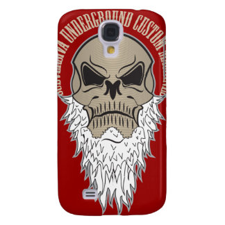 Old-Skull_MotorcycleBuylder-3 Galaxy S4 Covers