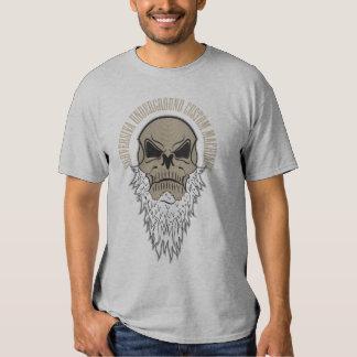 Old-Skull_MotorcycleBuylder-3 T-shirt