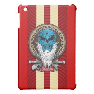 Old-Skull_MotorcycleBuylder-SHAPE I iPad Mini Cases