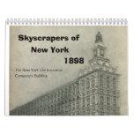Old Skyscrapers of New York 2015 Calendar
