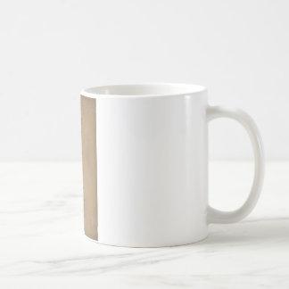 old slavonic church alphabet coffee mug