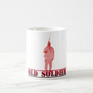 Old Soldier Mug