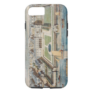 Old Somerset House on the Strand, engraved by Jean iPhone 8/7 Case