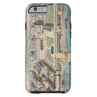 Old Somerset House on the Strand, engraved by Jean iPhone 6 Case