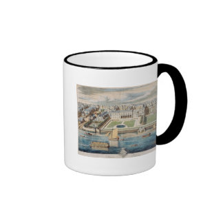 Old Somerset House on the Strand, engraved by Jean Coffee Mugs
