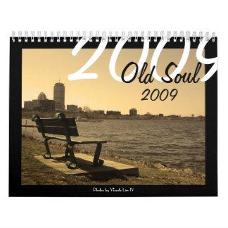 Old Soul 2009 Calendar (Alternate Version)C