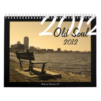Old Soul 2012 Calendar