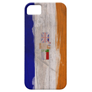 Old South African Flag iPhone SE/5/5s Case