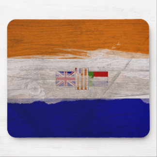 Old South African Flag Mouse Pad