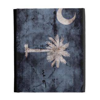 Old South Carolina Flag; iPad Folio Cases