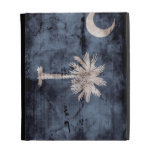 Old South Carolina Flag; iPad Folio Cases