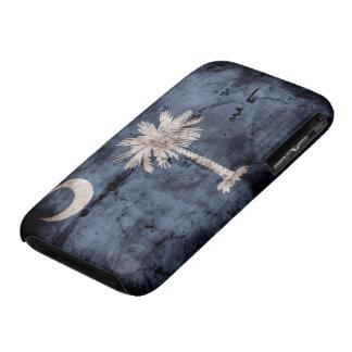 Old South Carolina Flag; iPhone 3 Case-Mate Case