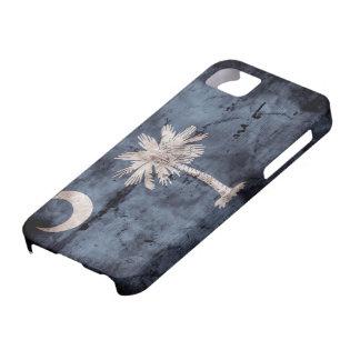 Old South Carolina Flag; iPhone SE/5/5s Case