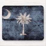Old South Carolina Flag; Mousepads